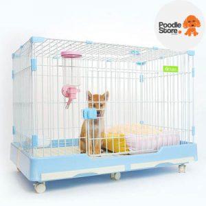 Chuồng Nhựa Láp Ráp Cho Chó Mèo